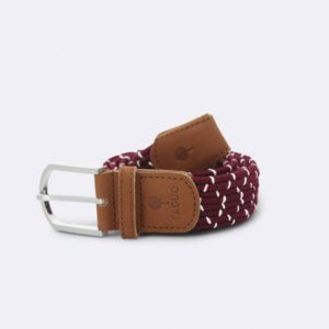 faguo-belt-ceinture-en-toile-polyester-recycle-bordeaux