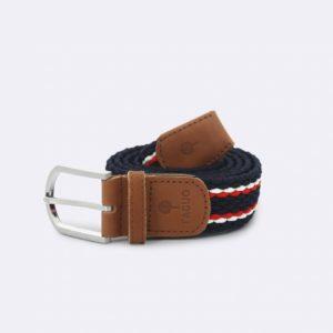 faguo-belt-ceinture-en-toile-polyester-recycle-navy-rouge-