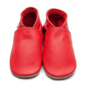 plain-red-leather-inchblue-baby-shoe